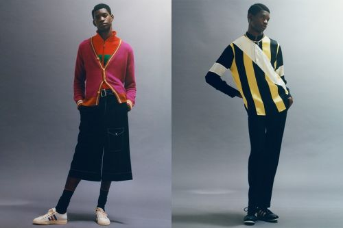 """WALES BONNER SS21 Explores the """"Essence"""" of Jamaican Dancehall in the 1980s"""