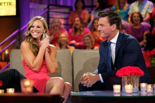 Hannah Brown Gushes About 'Really Special' Bond With Tyler Cameron After 'The Bachelorette'