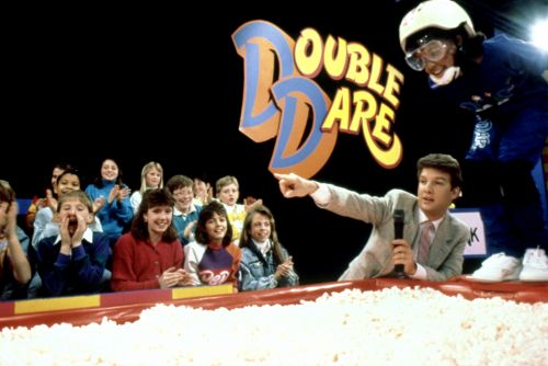 Nickelodeon announces 'Double Dare' revival
