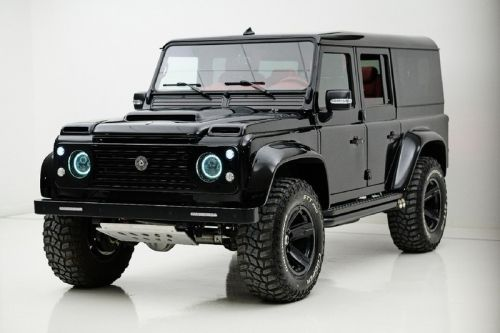 Ares Design Gives the Land Rover Defender 110 SW a V8 Upgrade