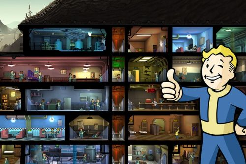 Bethesda's 'Fallout Shelter' Is Coming to Tesla