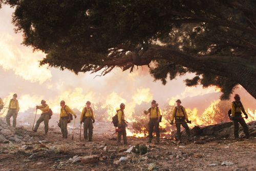 'Only the Brave' tells true story of heroic firefighters