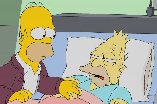 'The Simpsons' shatters another TV milestone