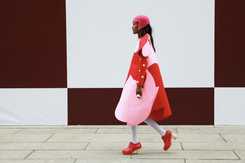 Fashion, Comme What May: Michelle Elie on her Devotion to Japanese Design