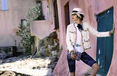 Chanel Continues Its Celebration of Cuba With New Cruise Campaign