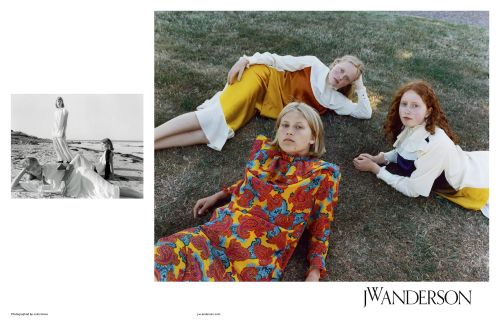 JW ANDERSON'S AW18 CAMPAIGN GETS THE YOUTH TREATMENT