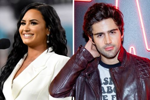 Demi Lovato's ex Max Ehrich learned relationship was over 'through a tabloid'