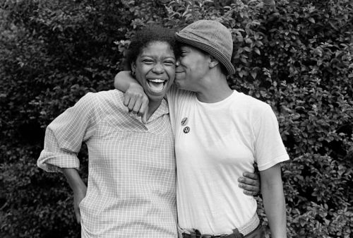 JEB's Radical Portraits of Lesbian Life and Love in the 1970s
