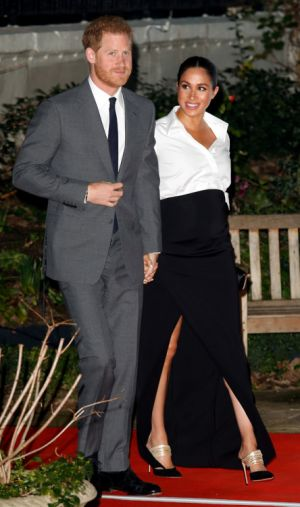 Meghan Markle Wears Givenchy to the Endeavour Fund Awards with