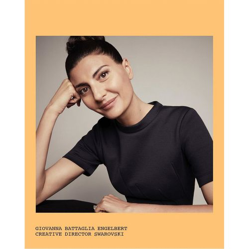 Giovanna Battaglia Engelbert Announced As Creative Director of Swarovski