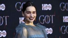 Emilia Clarke Reveals 'Game Of Thrones' Prop She Wasn't Allowed To Keep