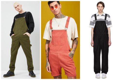 Fashion Overalls: Take On the Short Overalls Trend