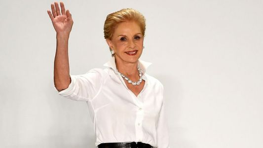 Carolina Herrera Presents Her Last Ever Runway Collection