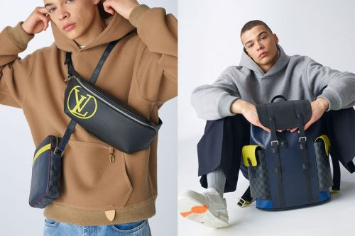 Louis Vuitton Upgrades Men's Epi Leather Accessories With Colorful Branding