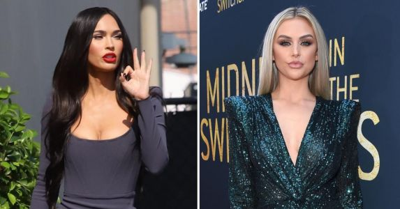 Do Megan Fox & Lala Kent Have Beef? Find Out What The Actress & 'Vanderpump Rules' Star Have To Say Following Rumors Of A Rift