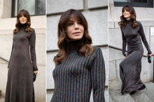 Why Michelle Monaghan still has her first real designer dress