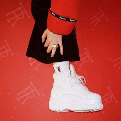 The cult 90s rave shoes making a comeback this year
