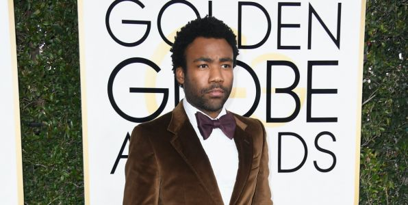 Great Outfits in Fashion History: Donald Glover in a Groovy Gucci Suit