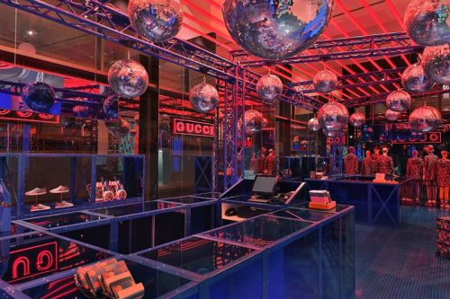 Take a Look Inside Gucci's World of Psychedelia at Selfridges' Corner Shop