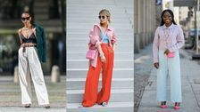 Shop The Trend: The Best Wide-Legged Pants And How To Wear Them