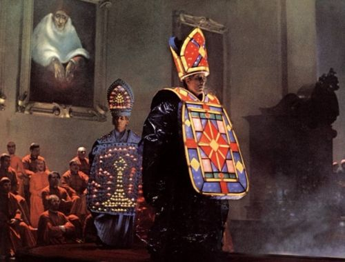 The Fantastical Fellini Film That Imagines a Fashion Show at the Vatican