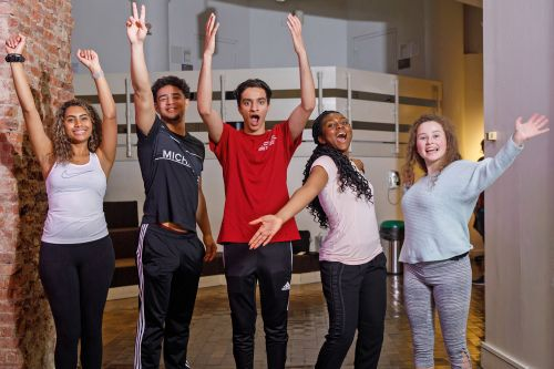 Rising young stars hope Jimmy Awards are their big Broadway break