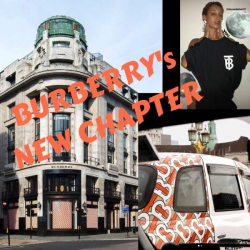 Burberry's New Chapter