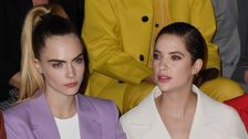 Cara Delevingne And Ashley Benson Are Over, But Their Epic Fashion Moment Is Forever