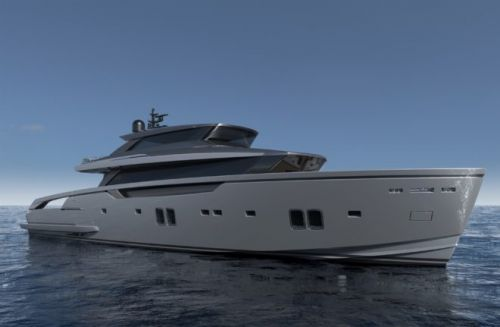 Sanlorenzo to Launch SX112, New Flagship of Crossover Line