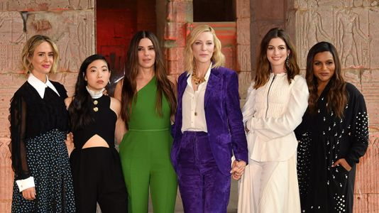 How Ocean's 8's Costume Designer Pulled off This Year's Most Fashionable Heist