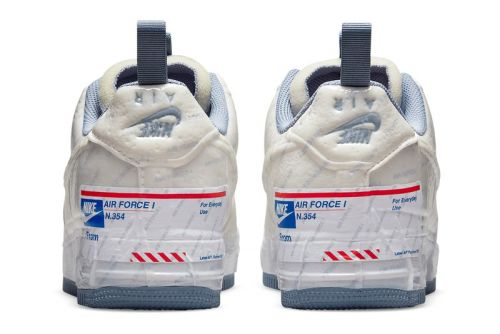 This Nike Air Force 1 Experimental Is a USPS Priority Mail Box in Shoe Form