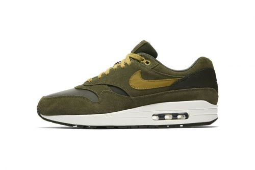 "Nike Air Max 1 Premium in ""Sequoia/Cargo Khaki"""