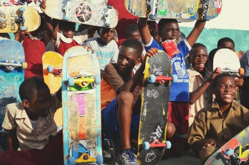 Flipping Youth is Building Jamaica's First Skatepark, Supported by Supreme and Sole DXB