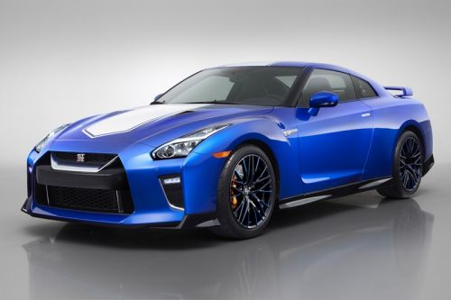 The Nissan GT-R 50th Anniversary Edition Debuts at the New York Auto Show