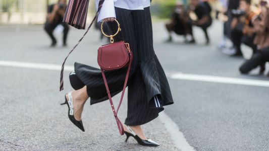 26 On-Trend Frill-Hem Pants That Are Surprisingly Wearable