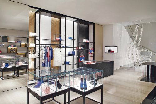 Coccinelle Unveils New Flagship, Concept in Milan