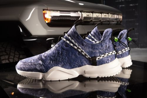 John Geiger Celebrates the HUMMER EV With a Lunar-Themed 002 Low Sneaker