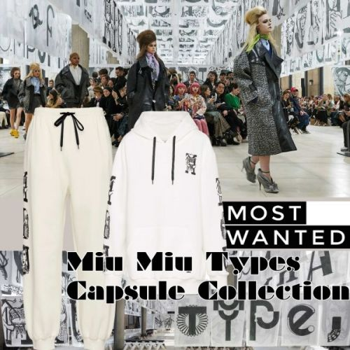 Miu Miu Types Capsule Collection