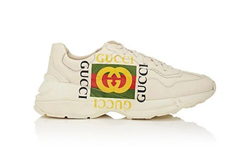 Gucci Embraces Chunky Dad Vibes with Its New Apollo Sneaker