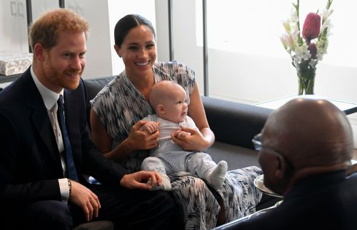 Prince Harry and Meghan Markle Are Keeping Son Archie 'Grounded' With Simple and 'Airy' Playroom