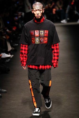 Marcelo Burlon County Of Milan: Menswear AW18