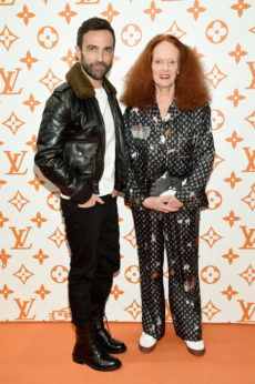 Louis Vuitton x Grace Coddington Opens Pop-Up