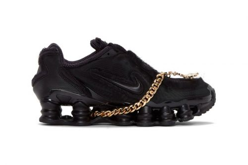 Add Some Flair to Your Sneaker Rotation With the CdG x Nike Shox TL
