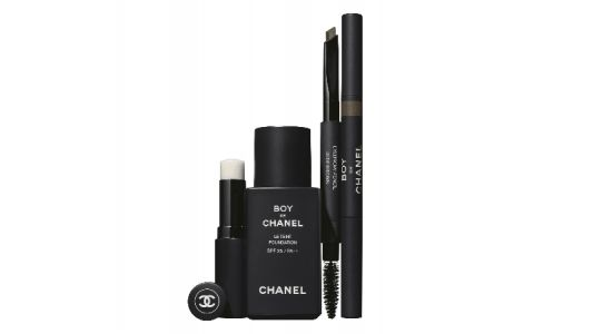 Must Read: Chanel Is Launching Makeup for Men, Meghan Markle's Givenchy Wedding Dress Is Going on Display