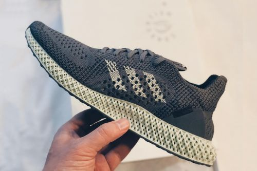 Take a First Look at the adidas Consortium FUTURECRAFT 4D in Grey