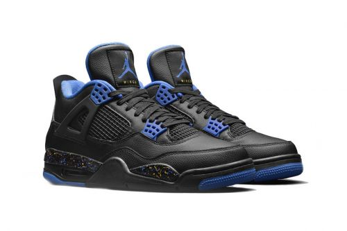"Exclusive Air Jordan 4 ""Wings"" Revealed During All-Star Weekend"