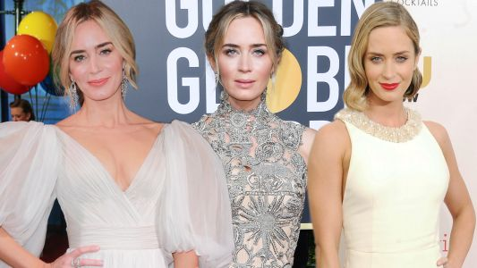 Yas, Queen! Emily Blunt's Red Carpet Looks Are Pure Perfection