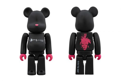 Medicom Toy to Launch Exclusive Keith Haring & Andy Warhol BE RBRICKS