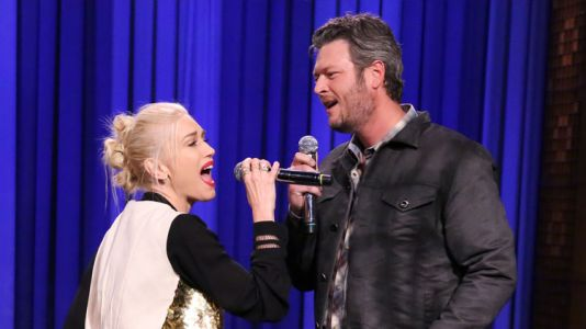 Luke Bryan Wants to Officiate Blake Shelton and Gwen Stefani's Wedding