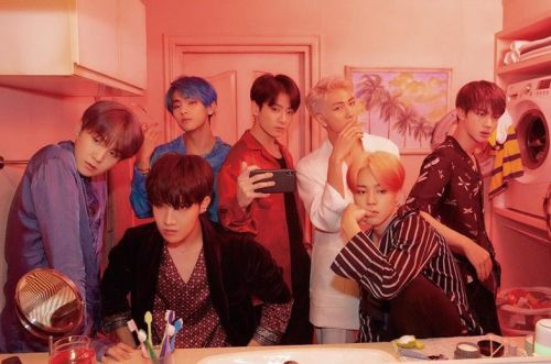 There's a BTS drama series in the works